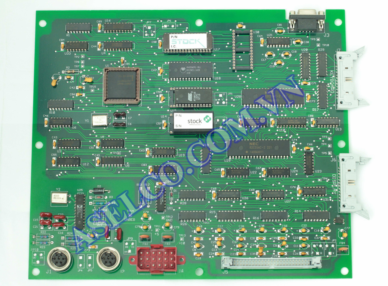 Bo mạch CPU Mainboard 196NT for Coal Feeder System