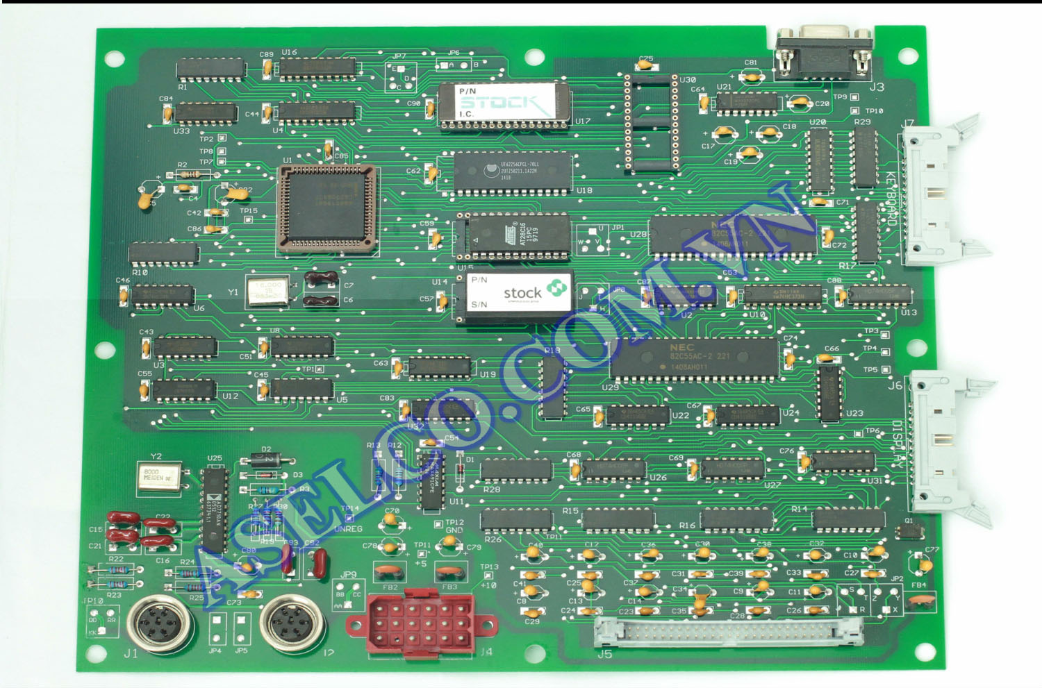 CPU Mainboard 196NT for Coal Feeder System