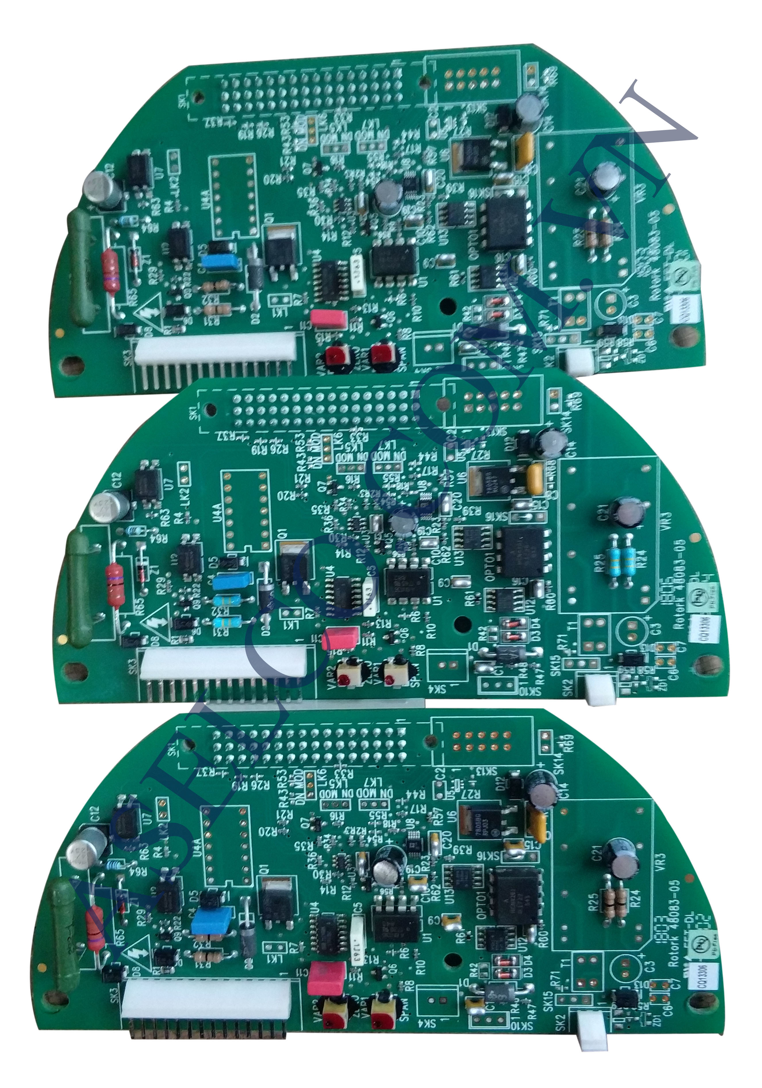 Boards for Rotork actuators