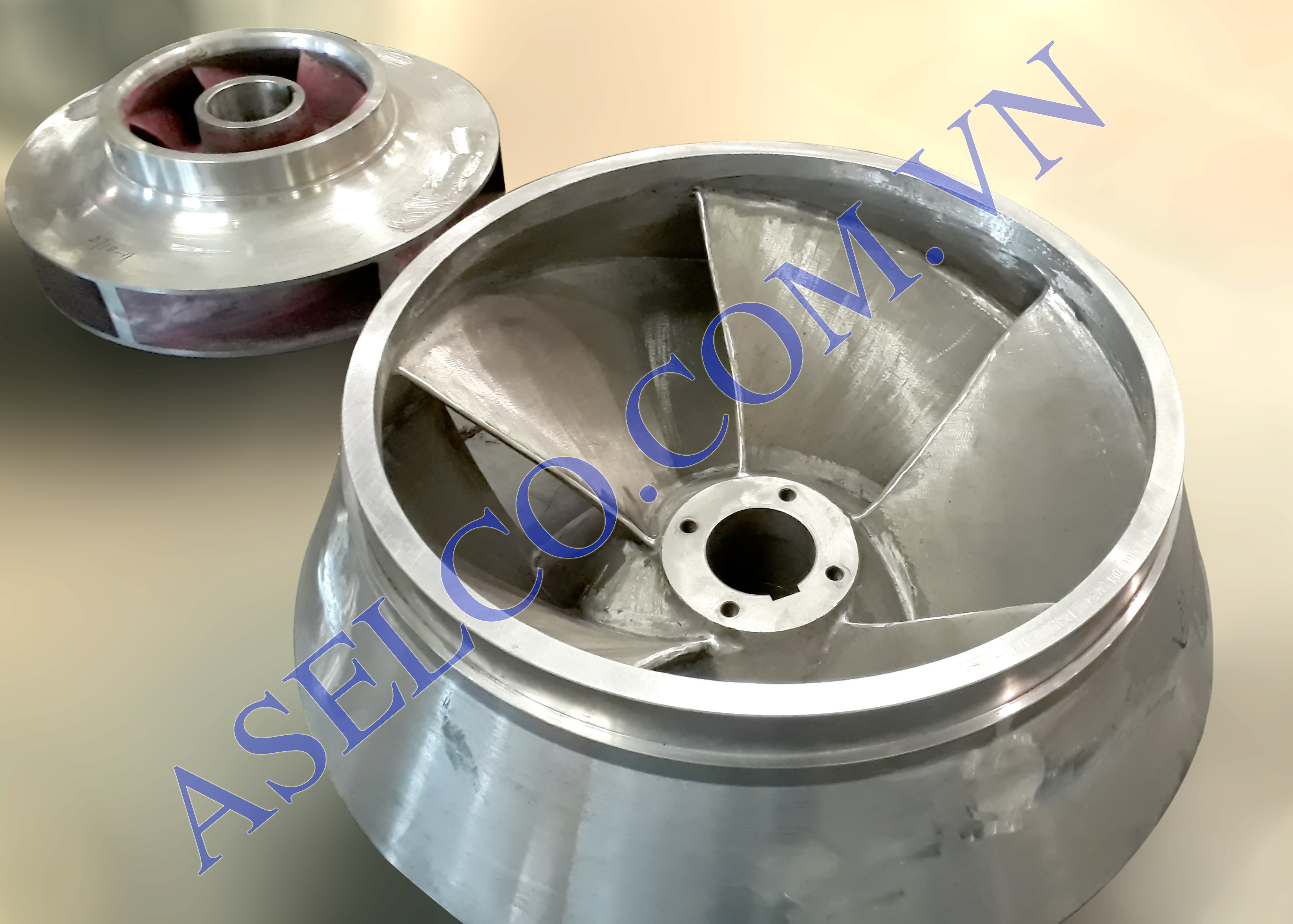 Impeller of Pumps (Made in China)