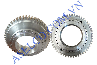Turning Gear tooth Ring